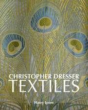 CHRISTOPHER DRESSER TEXTILES