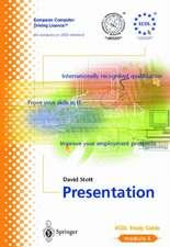 ECDL Module 6: Presentation