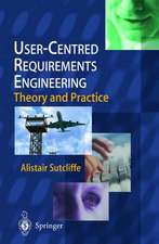 User-Centred Requirements Engineering