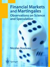 Financial Markets and Martingales: Observations on Science and Speculation