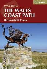 Walking the Wales Coast Path:  Llwybr Arfordir Cymru