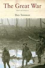 Great War:  Myth and Memory