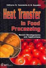 Heat Transfer in Food Processing