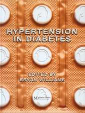 Hypertension in Diabetes