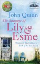 Quinn, J: Summer of Lily and Esme