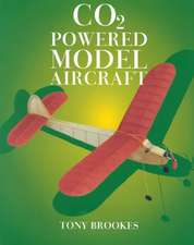 Co2 Powered Model Aircraft
