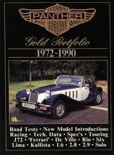 Panther Gold Portfolio 1972-1990:  Repair Operation Manual