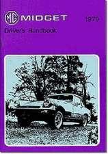 MG Midget Mark III (GAN 6UL):  Driver's Handbook