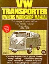 VW Transporter Owners Workshop Manual:  Driver's Handbook