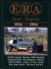 E.R.A. 1934-1994 Gold Portfolio:  Also Covers All SU Fuel Pumps