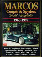 Marcos Coupes & Spyders 1960-1997:  The Porsche Years 1975-1982