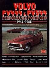 Volvo PV444 & PV544 Performance Portfolio:  1945-1965