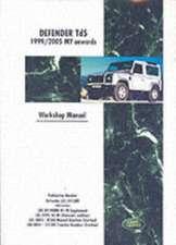 Land Rover Defender Td5 1999/2006 My:  1965-1972