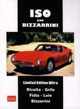 ISO and Bizzarrini Limited Edition Ultra:  Conundrums for Older Intellects