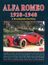Alfa Romeo 1920-1940