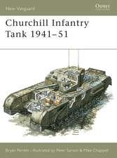 Churchill Infantry Tank 1941 51:  Napoleon Destroys Prussia