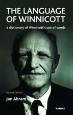 Abram, J: Language of Winnicott