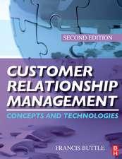Buttle: Customer Relationship Management