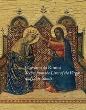 Giovanni da Rimini – Scenes from the Lives of the Virgin and Other Saints