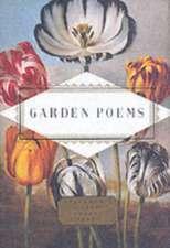 Hollander, J: Garden Poems