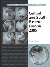 Central and South Eastern Europe 2005