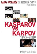 Kasparov vs. Karpov, 1988-2009:  The Best of Novice Nook