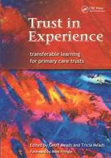 Trust in Experience