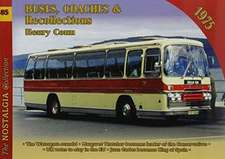BUSES, COACHES & RECOLLECTIONS 1975