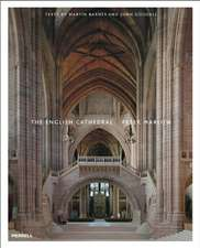 The English Cathedral:  Recent Work by Adam Architecture