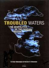 Troubled Waters: The Geopolitics of the Caspian Region