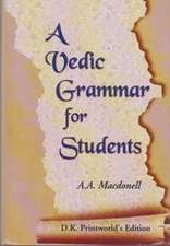 Vedic Grammar For Students