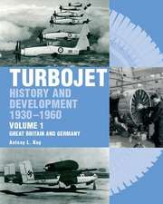 Turbojet:  Great Britain and Germany