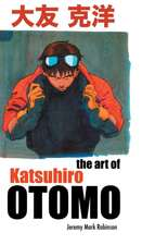THE ART OF KATSUHIRO OTOMO