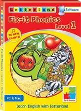 Holt, L: Fix-it Phonics - Software