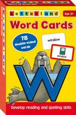 Wendon, L: Word Cards