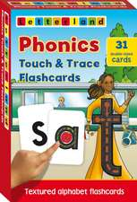 Wendon, L: Phonics Touch & Trace Flashcards