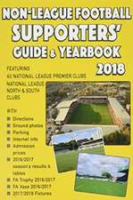 Robinson, J: Non-League Football Supporters' Guide & Yearboo