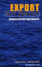 Export Best Practice