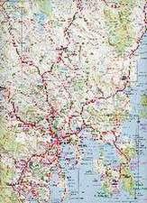 Tasmania State  1 : 480 000