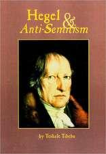 Hegel & Anti-Semitism