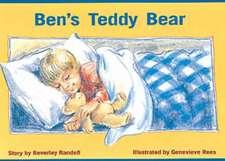 Ben's Teddy Bear PM Red Set 3