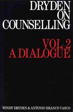 Dryden on Counselling: A Dialogue