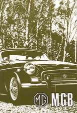 MG MGB (Us 1971) Drivers Hndbk:  Thinkers of Our Time