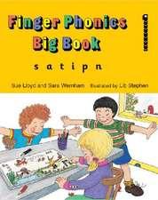 Finger Phonics Big Book 1