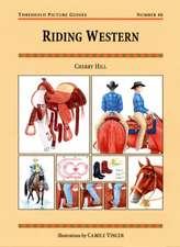 Riding Western
