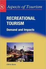 Recreational Tourism:  Demand & Impacts