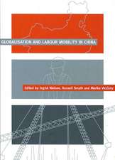 Globalisation & Labour Mobility in China