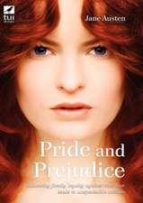 Pride and Prejudice Large Print