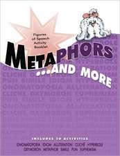 Metaphors and More:  Figures of Speech Activity Booklet