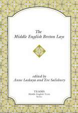 The Middle English Breton Lays